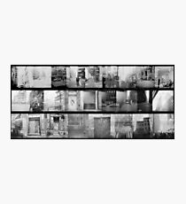 where I turned twenty-four Photographic Print