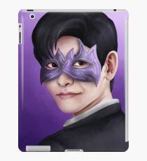 Masked Hoya iPad Case/Skin