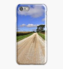 Back Country Road  iPhone Case/Skin