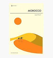 MOROCCO Photographic Print