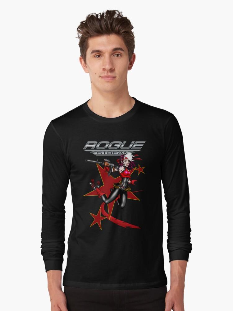 2011 Derby Rogue Streak W Logo RED STAR EDITION by Ryan Wilton