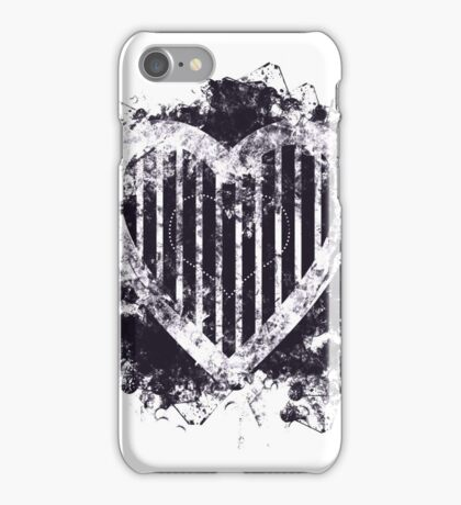 Love in your heart... iPhone Case/Skin