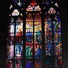 The Metropolitan Cathedral of Saints Vitus, Wenceslaus and Adalbert . Prague. Free Europe. Doctor Faustus. by © Andrzej Goszcz,M.D. Ph.D