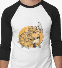 First Mate Men's Baseball ¾ T-Shirt