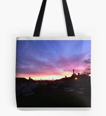a suburban even Tote Bag