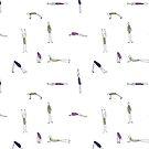 Yoga Moves by Meg Marchiando