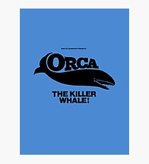 ORCA The Killer Whale 1977 Photographic Print