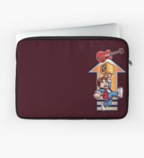 Super Future Bros Laptop Sleeve