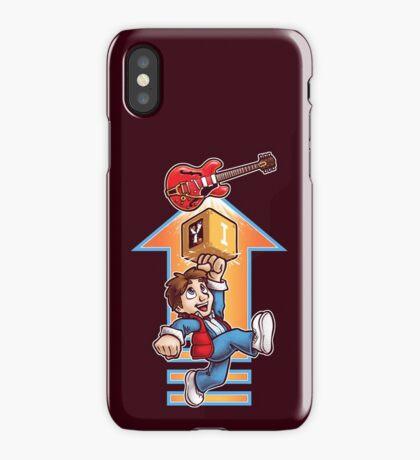 Super Future Bros iPhone Case
