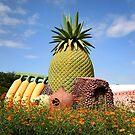 Fruit Monument by snehit