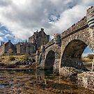 Eilean Donan Castle and Bridge. Loch Duich. Scotland. by Barbara  Jones ~ PhotosEcosse