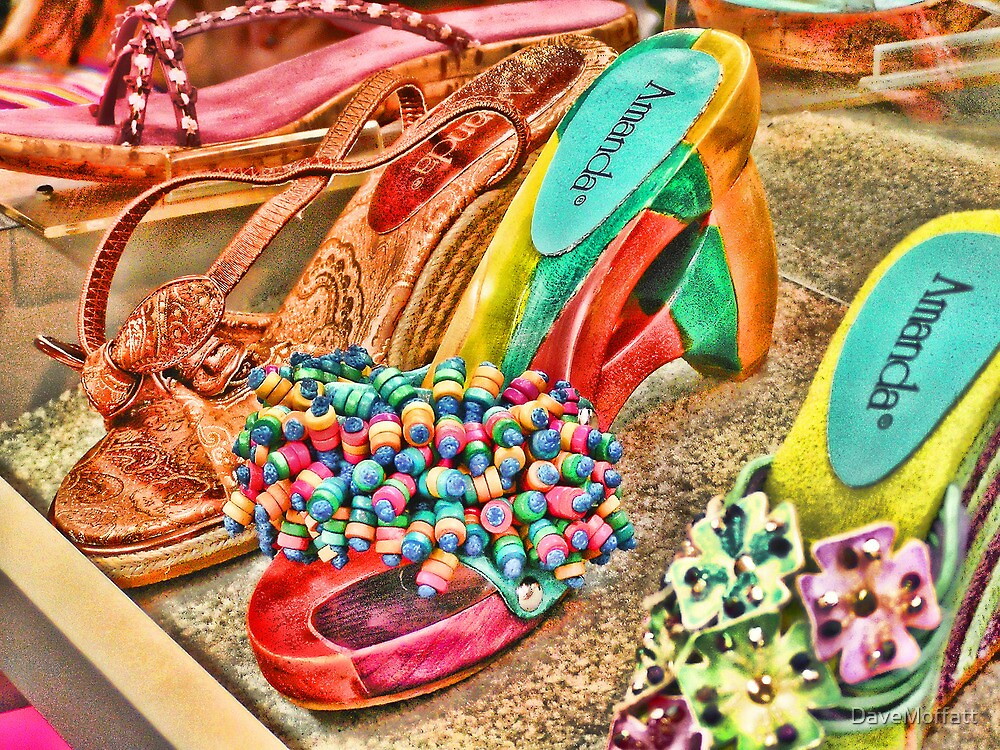 High Heels HDR by DaveMoffatt