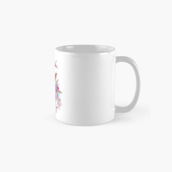 Just a Girl Who Loves Goats  Classic Mug