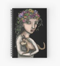 Protected Spiral Notebook