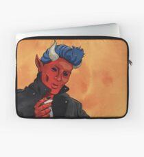 Dapper Devil Laptop Sleeve