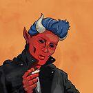 Dapper Devil by clevercreature