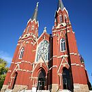 Church Architecture by snehit