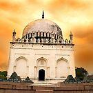 Quli Qutb Shahi Tombs by snehit