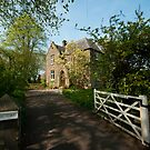 The Rectory - St. Wilfrid Ribchester by John Hare
