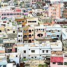 South Indian city Vijayawada by snehit