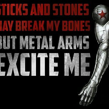 Sticks and Stones by AliceCorsairs