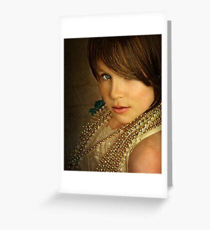 Angelee Greeting Card