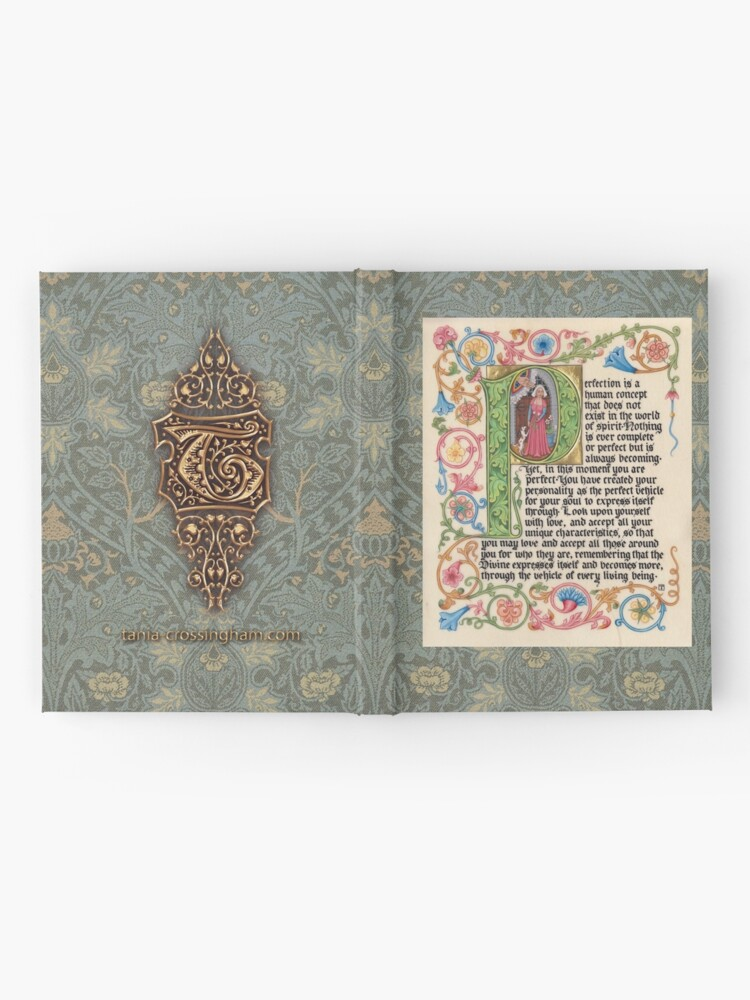 Alternate view of Medieval Illumination - Perfection Hardcover Journal