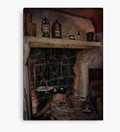 Home Place Canvas Print