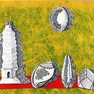 5 Objects #8 by zoe trap