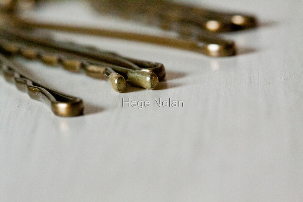 Hairpins  by Hege Nolan