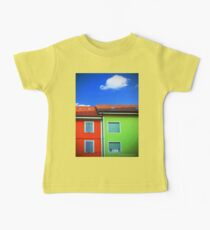 Colored walls and a cloud Kids Clothes
