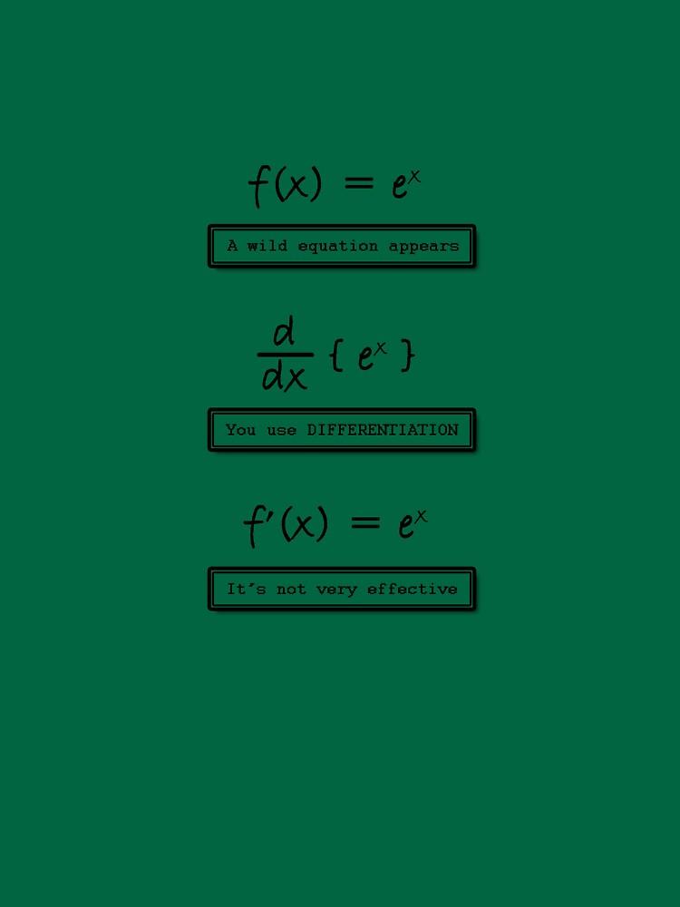 Matemáticas no muy efectivas (Camisa ligera) de JoKate85