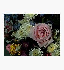 Bouquet for a friend Photographic Print