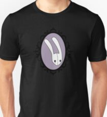Purple Bunny -Framed Unisex T-Shirt