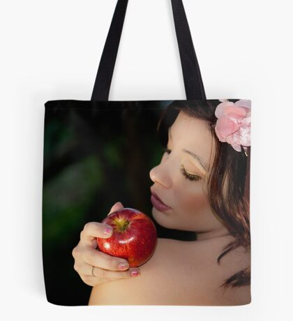Temptation is a weakness Tote Bag