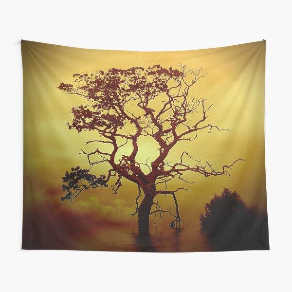 Evening Tree Tapestry
