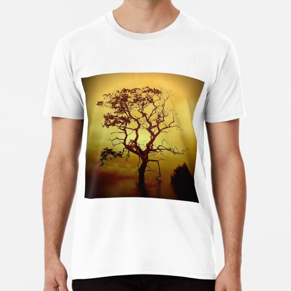 Evening Tree Premium T-Shirt