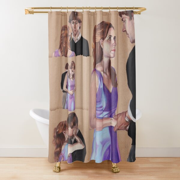 Just Once Shower Curtain