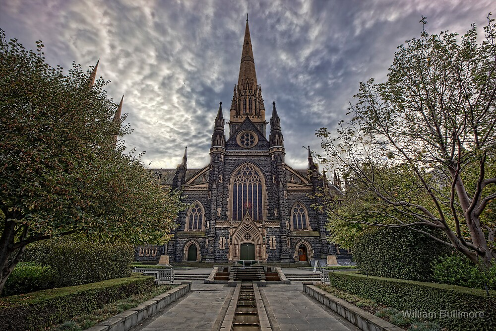 """St Patrick's Cathedral • Melbourne • Australia "" by ..."