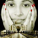 My Dream-Taj Mahal by Mukesh Srivastava