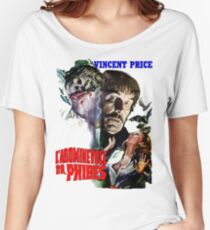 Abominable Dr. Phibes - Vincent Price 1971 Women's Relaxed Fit T-Shirt