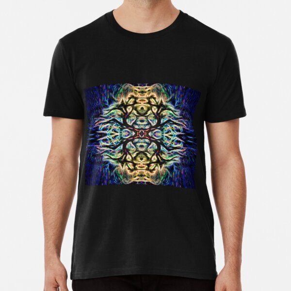 Neon Tree Shapes 7 Premium T-Shirt