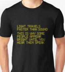 410 Faster Than Sound Unisex T-Shirt