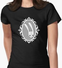 Gray Bunny -Frame T-Shirt