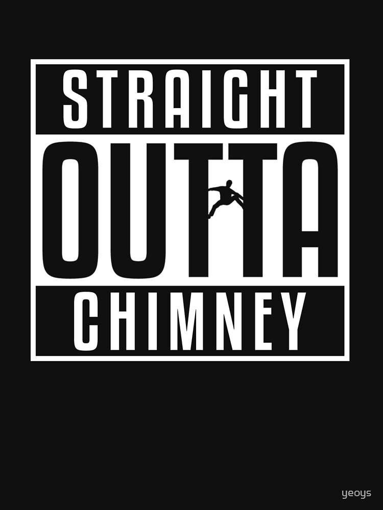 Straight Outta Chimney - Rock Climbing von yeoys