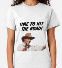 Time to hit the road! Classic T-Shirt