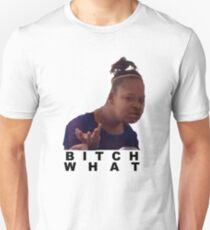 confused black girl meme  T-Shirt