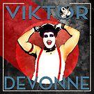 Viktor Devonne Cabaret Style by weburlesque