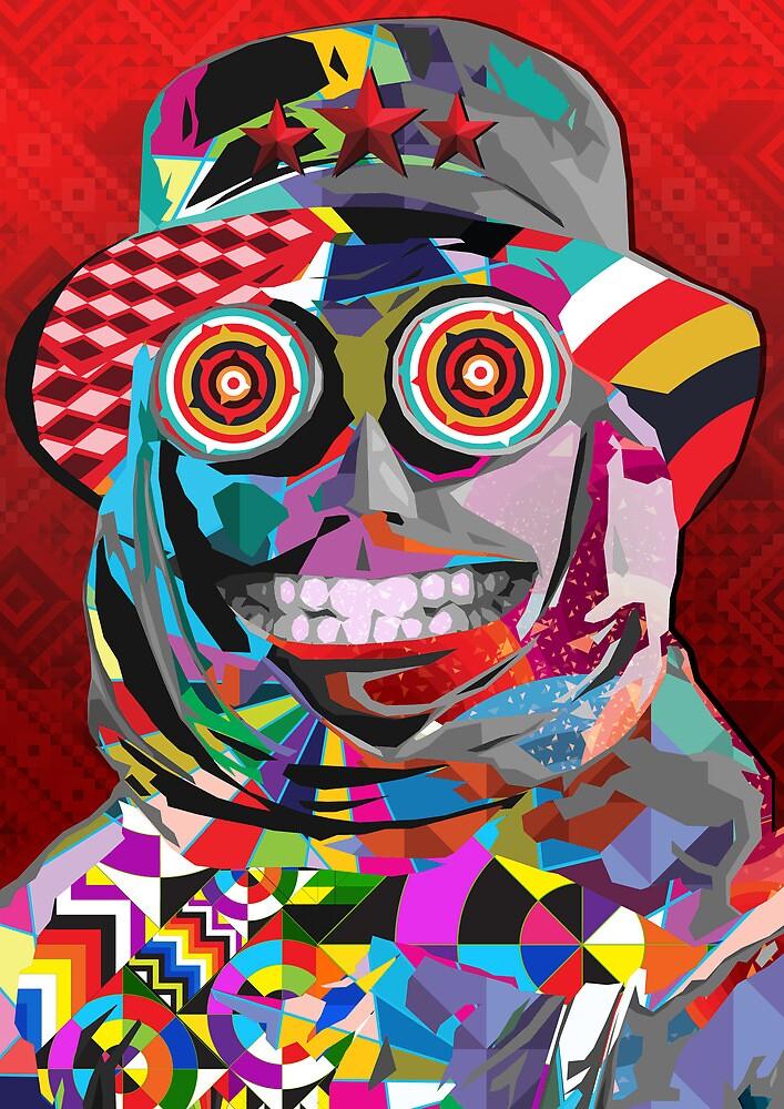 Pantone Man by visualfreaks