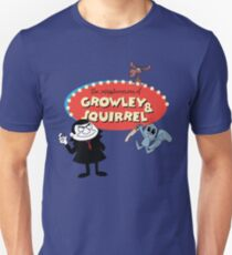 The Misadventures of Growley & Squirrel T-Shirt